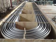 Stainless Steel U Bend Tube ASME B163 B677 N8904 / 904L Pickled and Annealed & Plain End