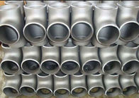 90° 45° 180° Elbow SR LR Steel Butt Weld Pipe Fittings For Automobile Industry