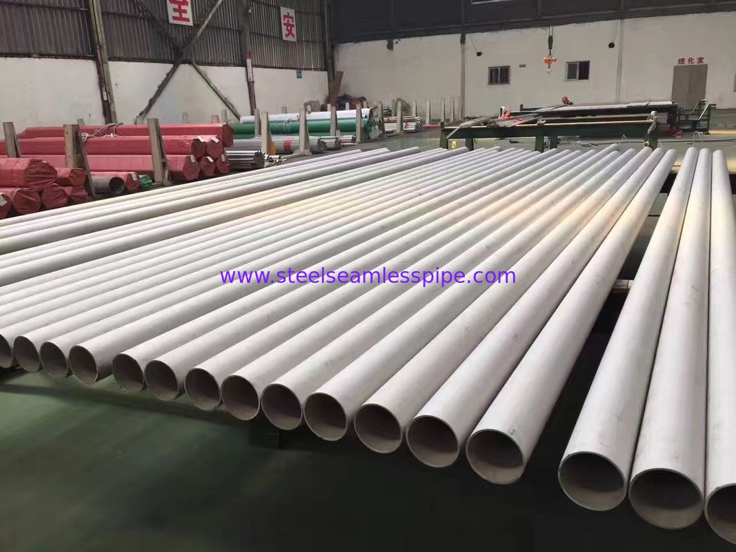 Super Duplex Stainless Steel Pipes, EN 10216-5 1.4462 / 1.4410, UNS32760(1.4501), Pickled & Annealed,  ,20ft