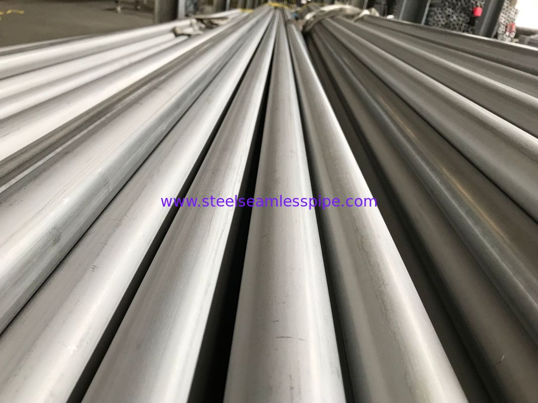 Mining / Energy Welded Steel Pipes Tp304 Astm A312 With High Performance
