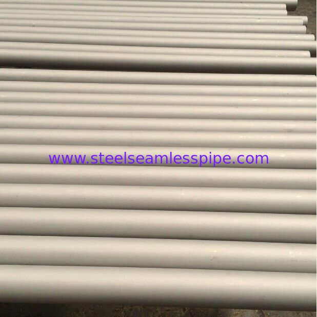 S32760 Duplex Stainless Steel Pipes ASTM A790 / ASTM 928 / ASTM A999